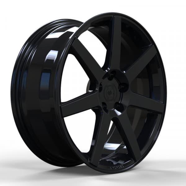 диски Toyota Rav4 black edition