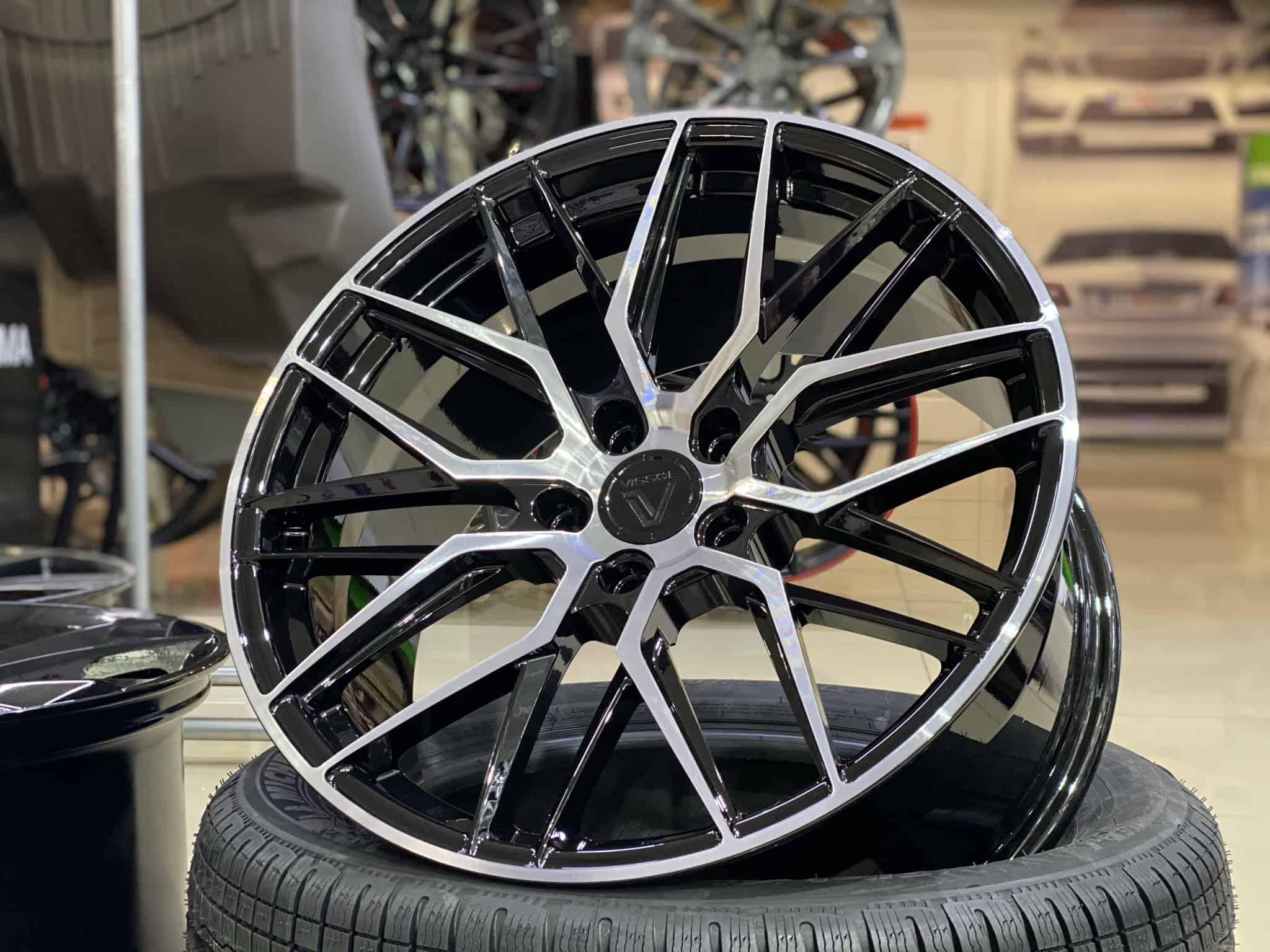 Кованые диски Audi RSQ7 s-line
