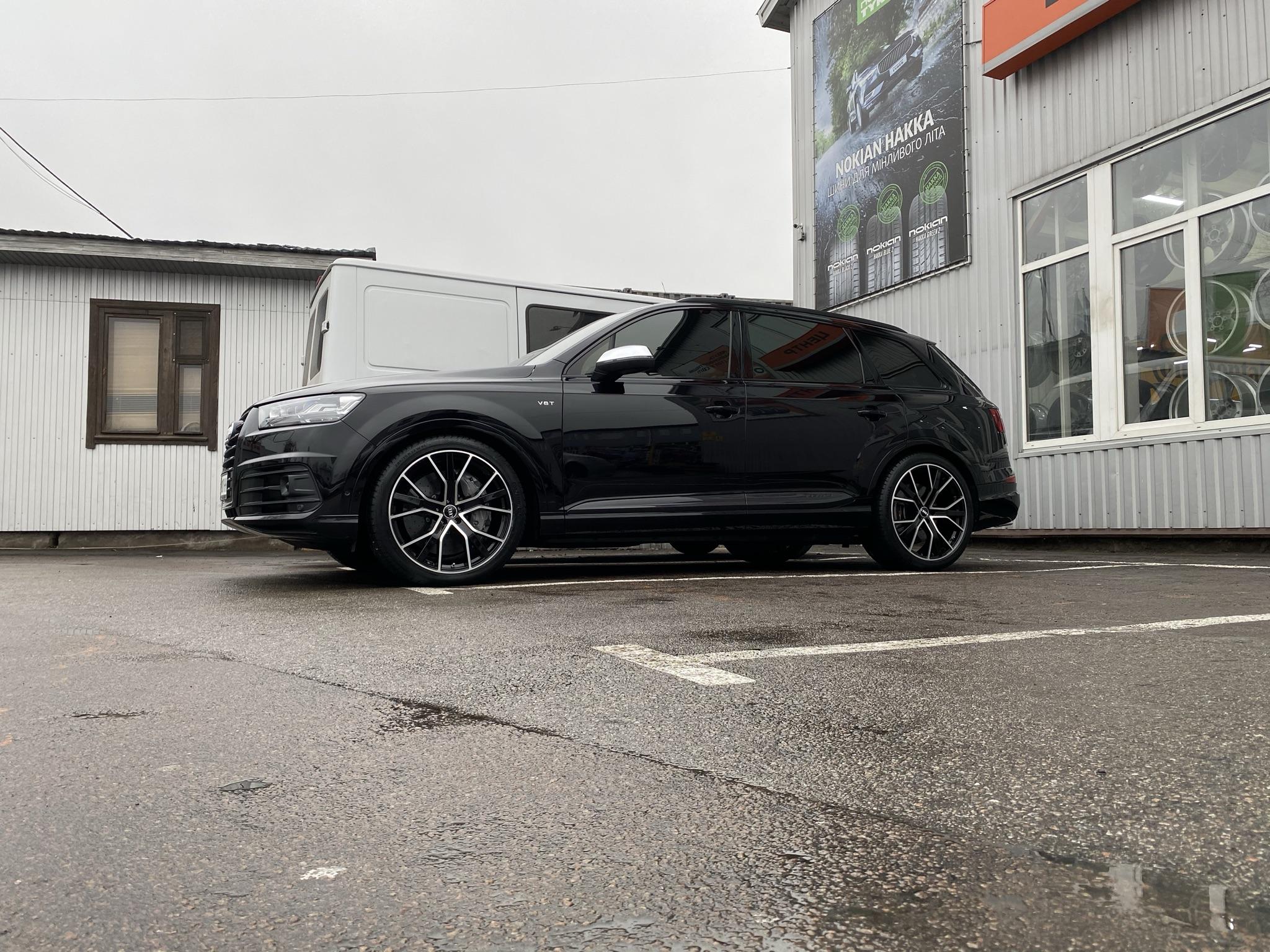 Кованые диски Audi RSQ7