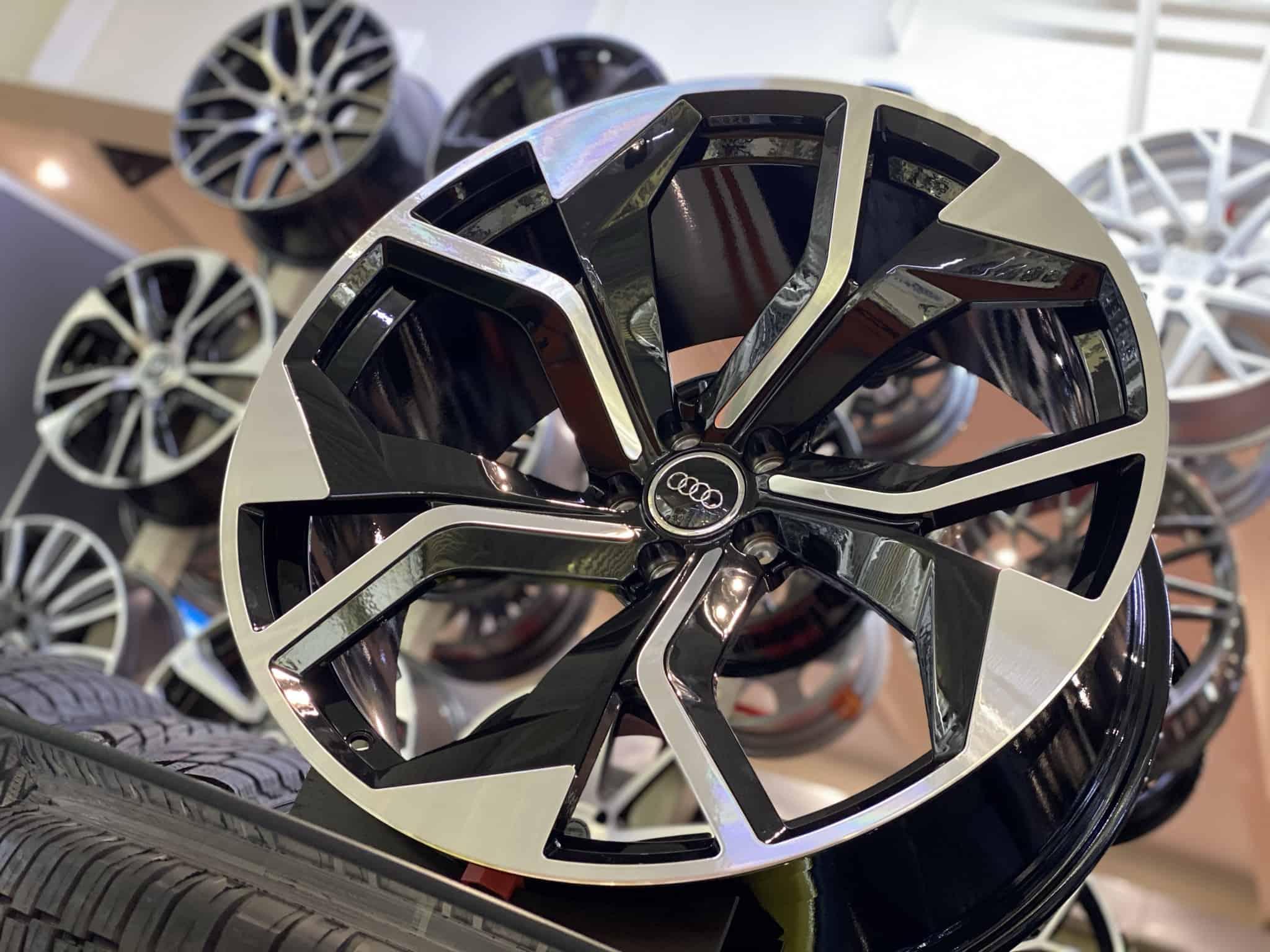 Кованые Диски Audi RSQ8 R23