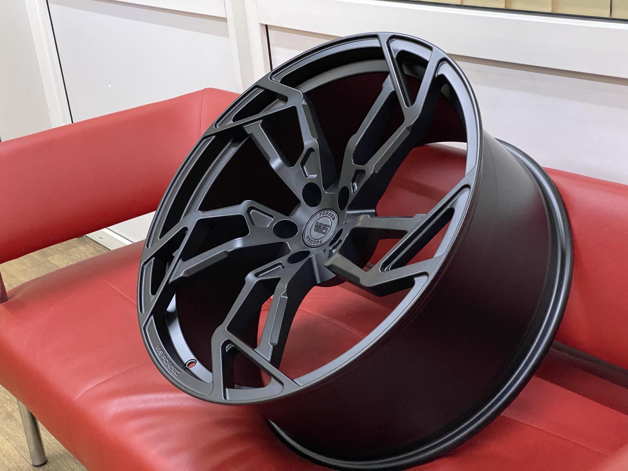Кованые диски Audi SQ7 под заказ в Украине