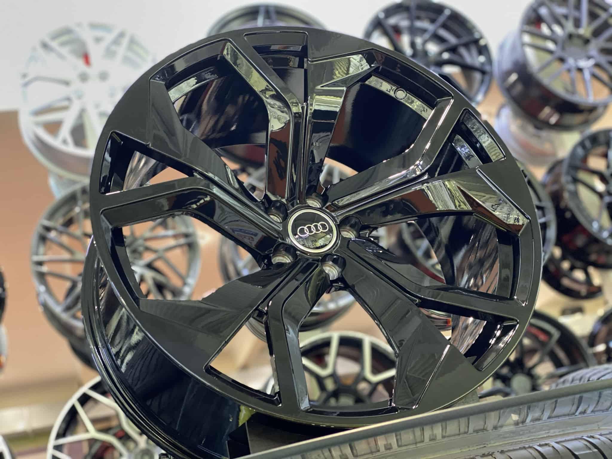 Кованые диски Audi SQ7 s-line