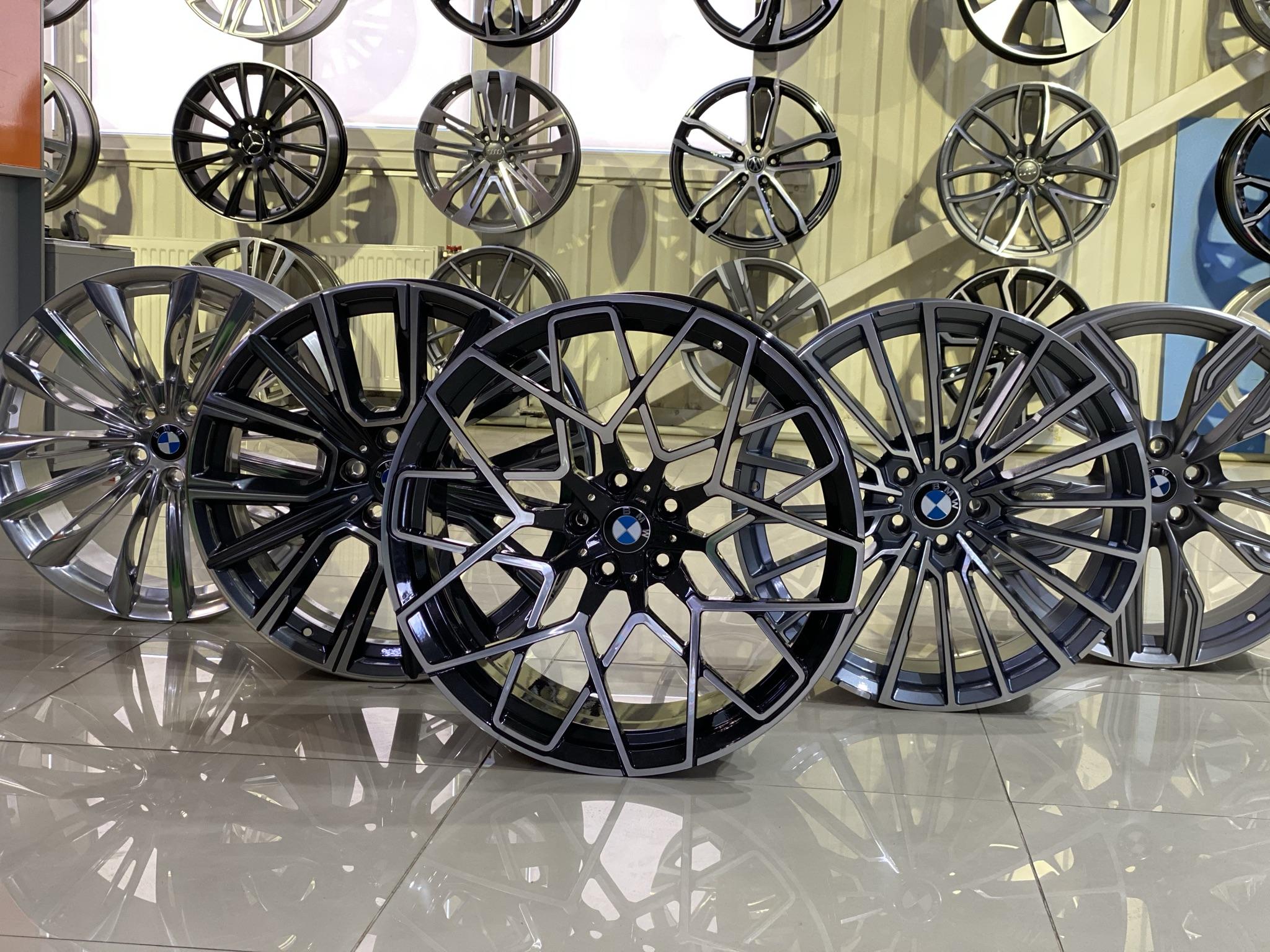 Кованые диски BMW 7 competition G11, G12
