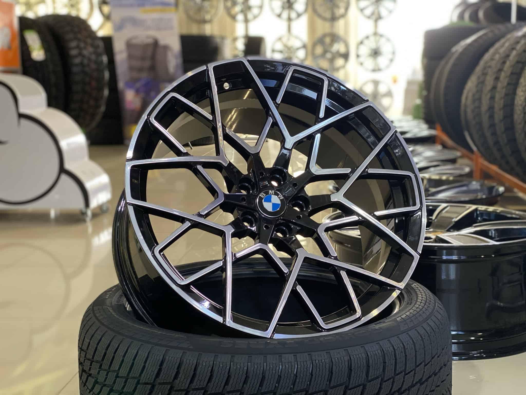 Кованые диски BMW M8
