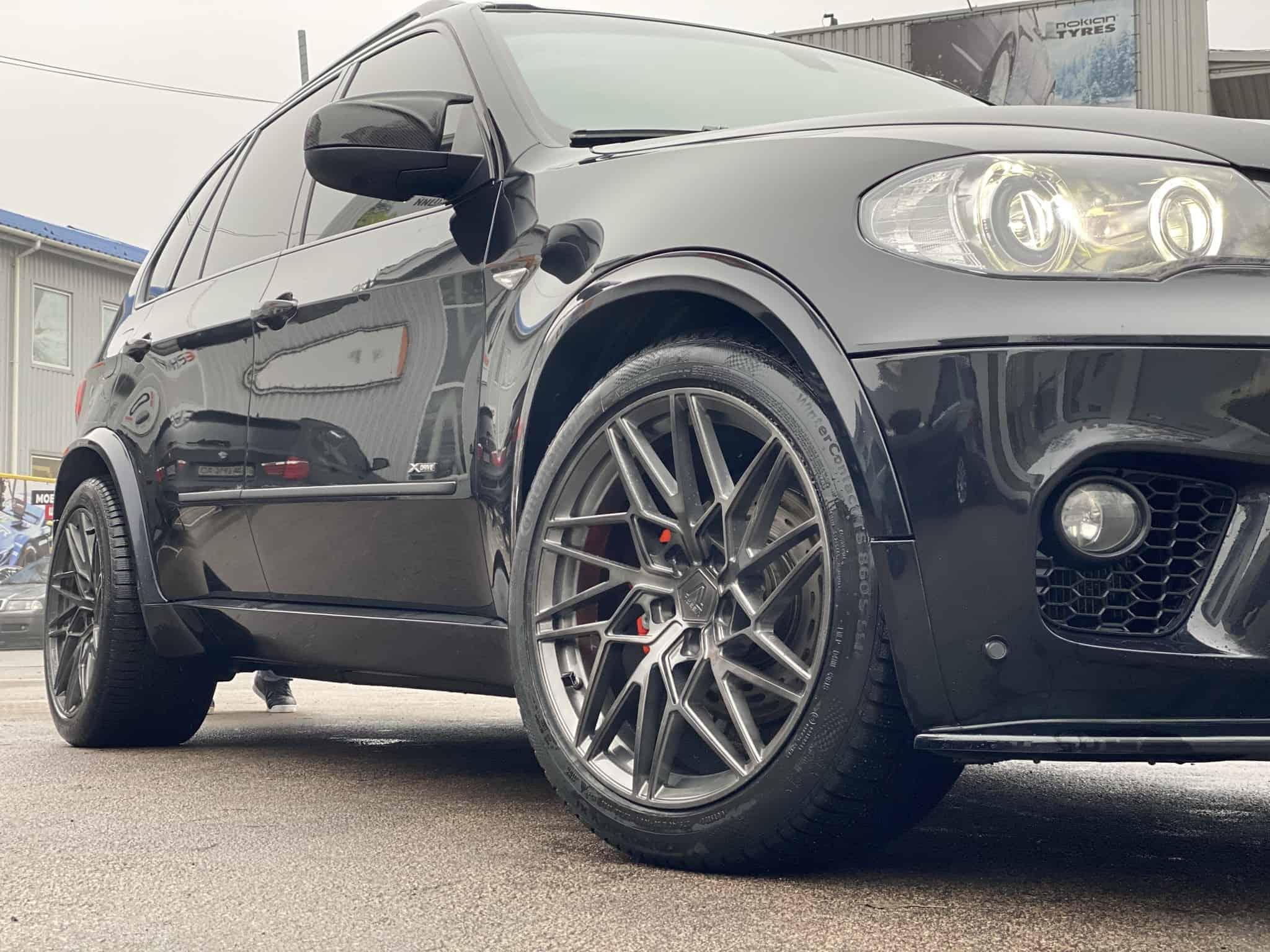 Кованые диски BMW X5 E70