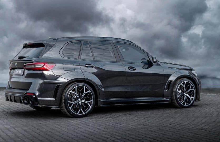 Кованые диски BMW X5 G05 : F95