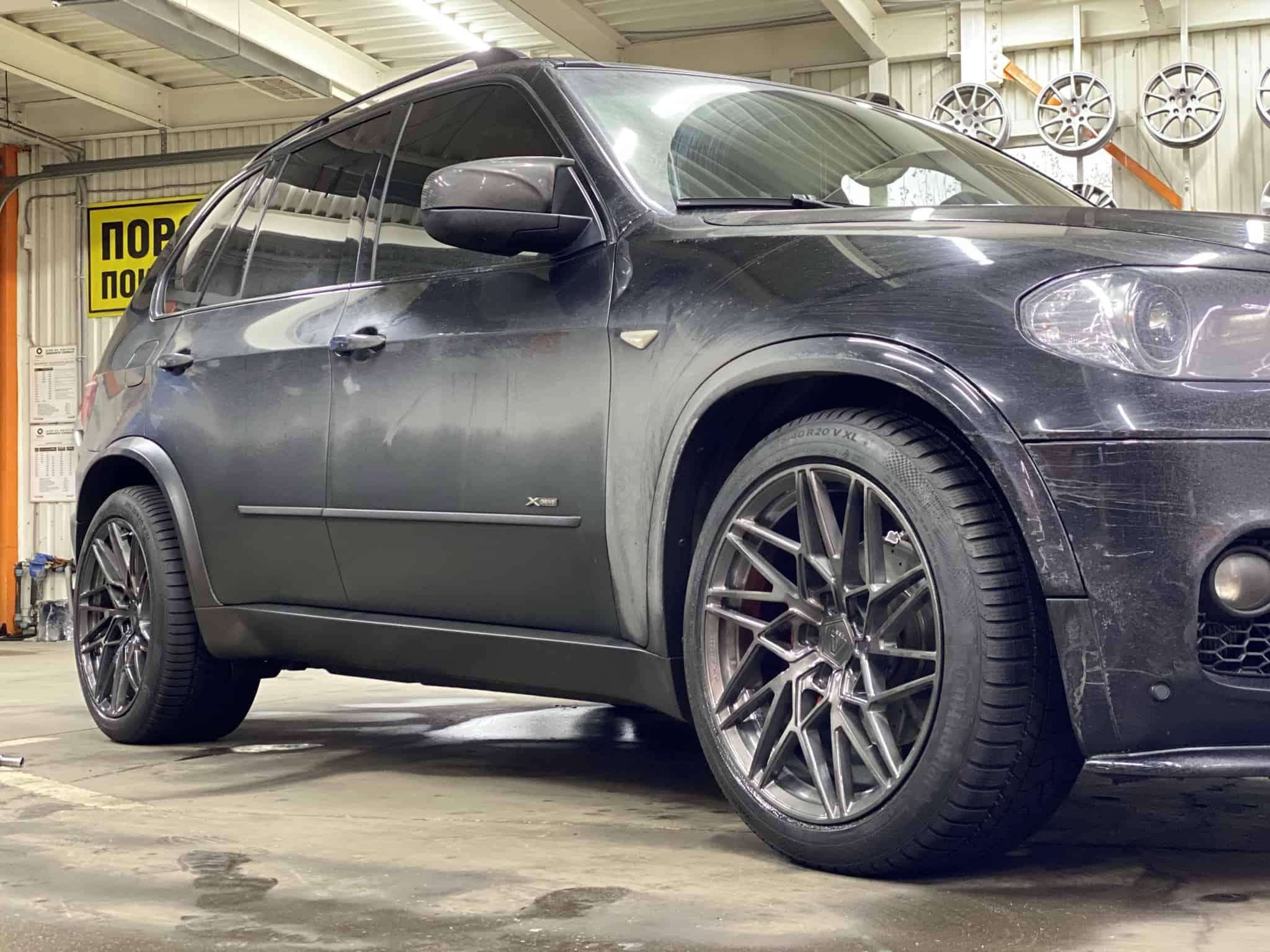 Кованые диски BMW X5M E70
