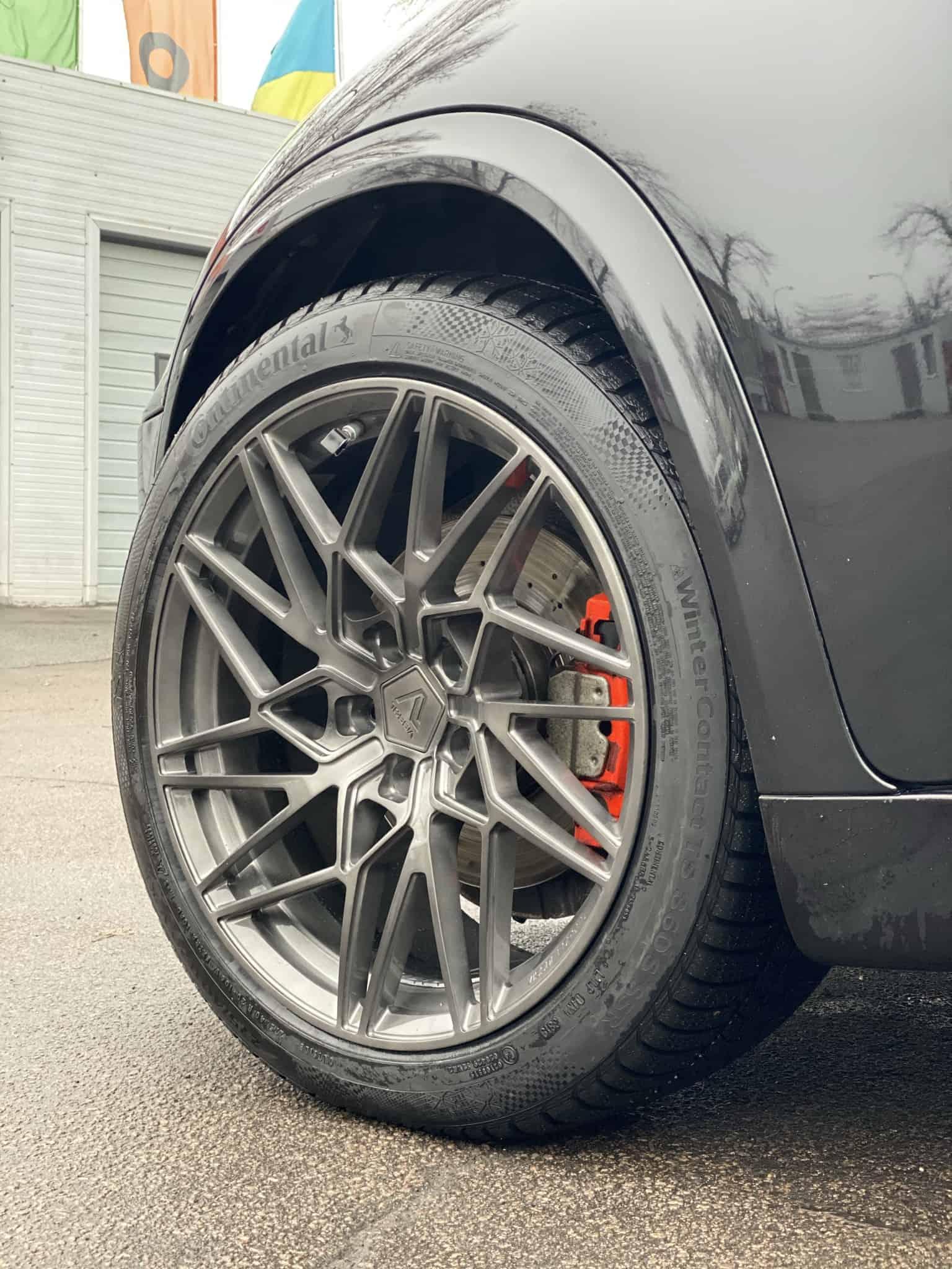 Кованые диски BMW X5M F15