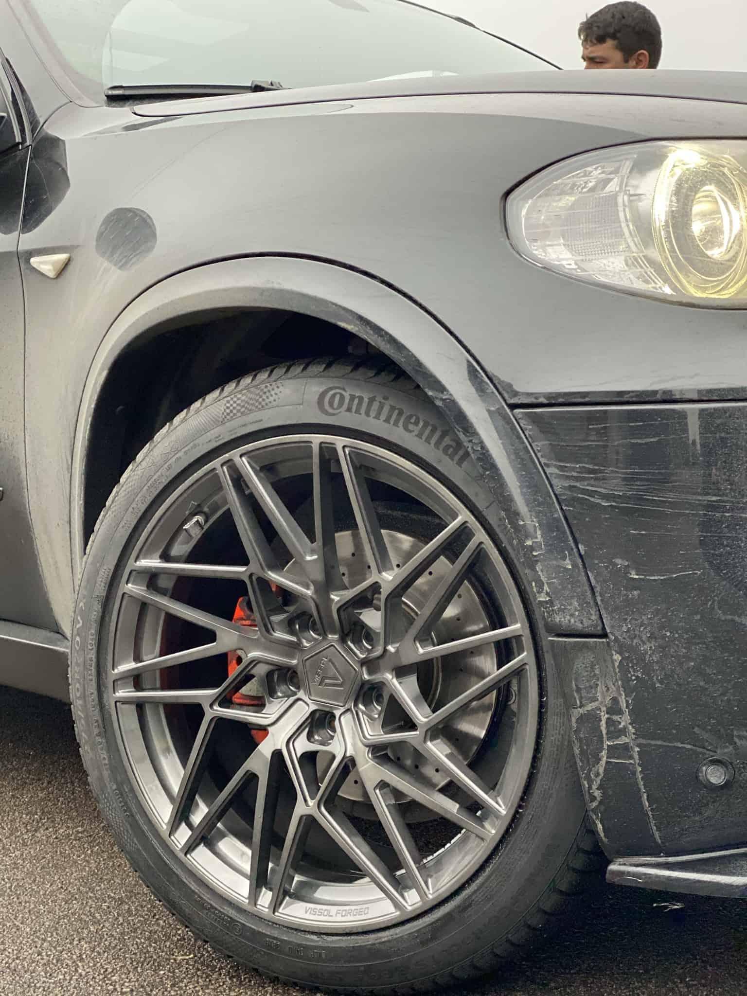 Кованые диски BMW X5M