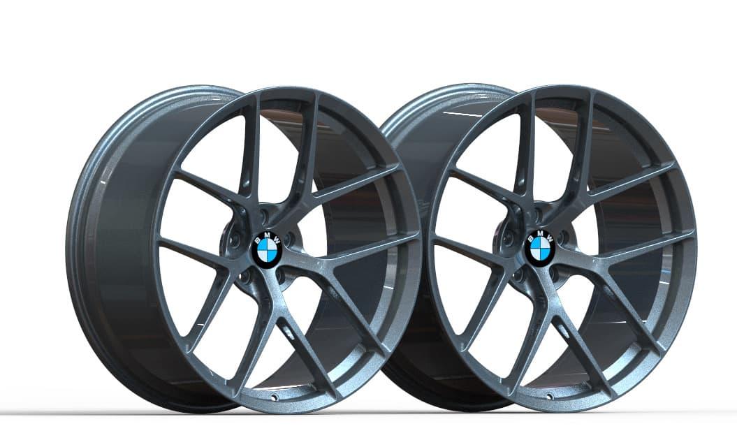 Кованые диски BMW