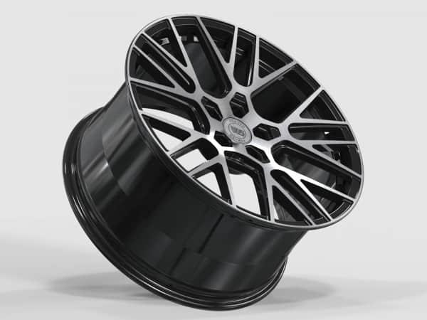 Кованые диски Ford Mustang GT