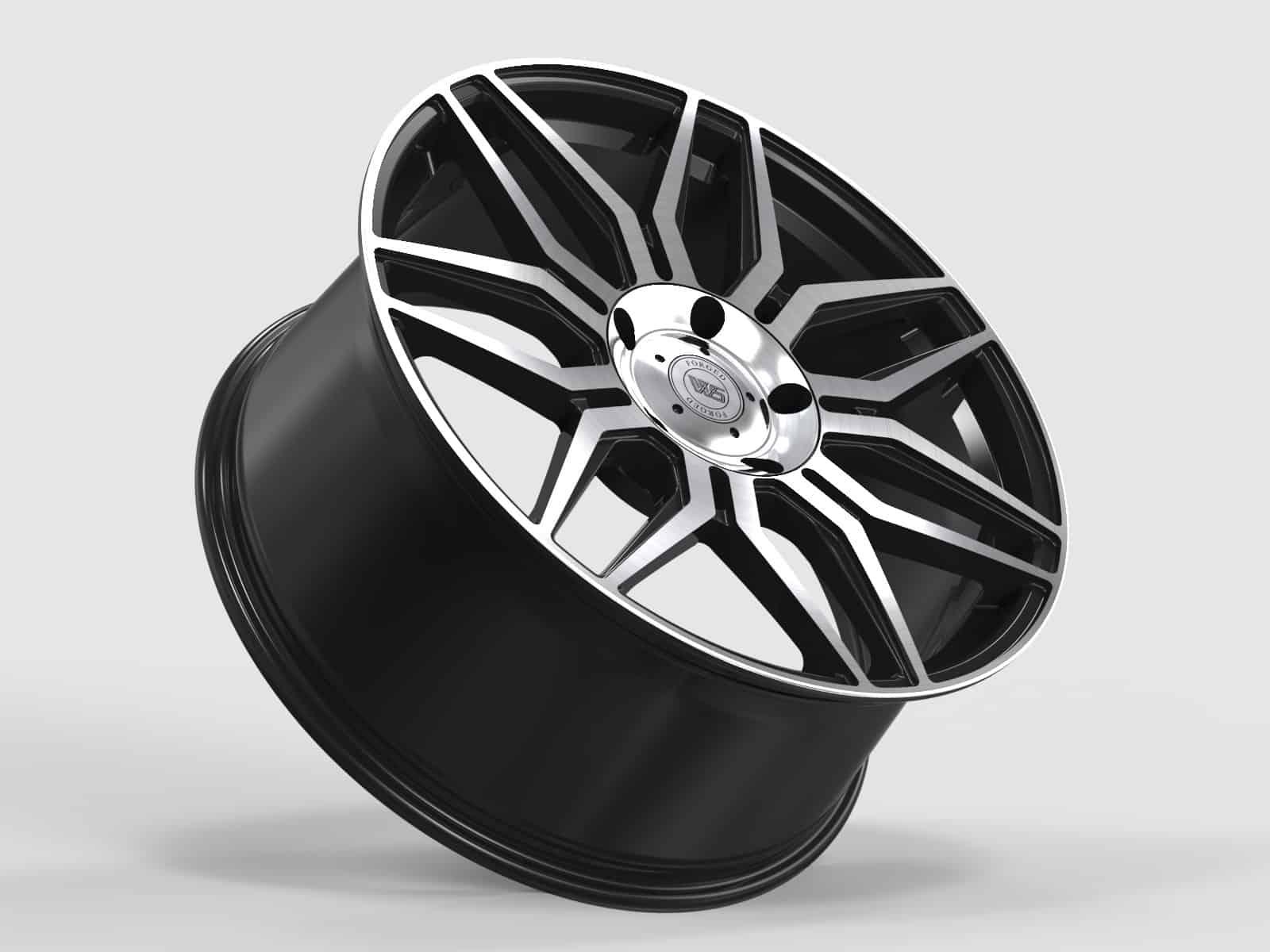 Кованые диски Lexus LX570