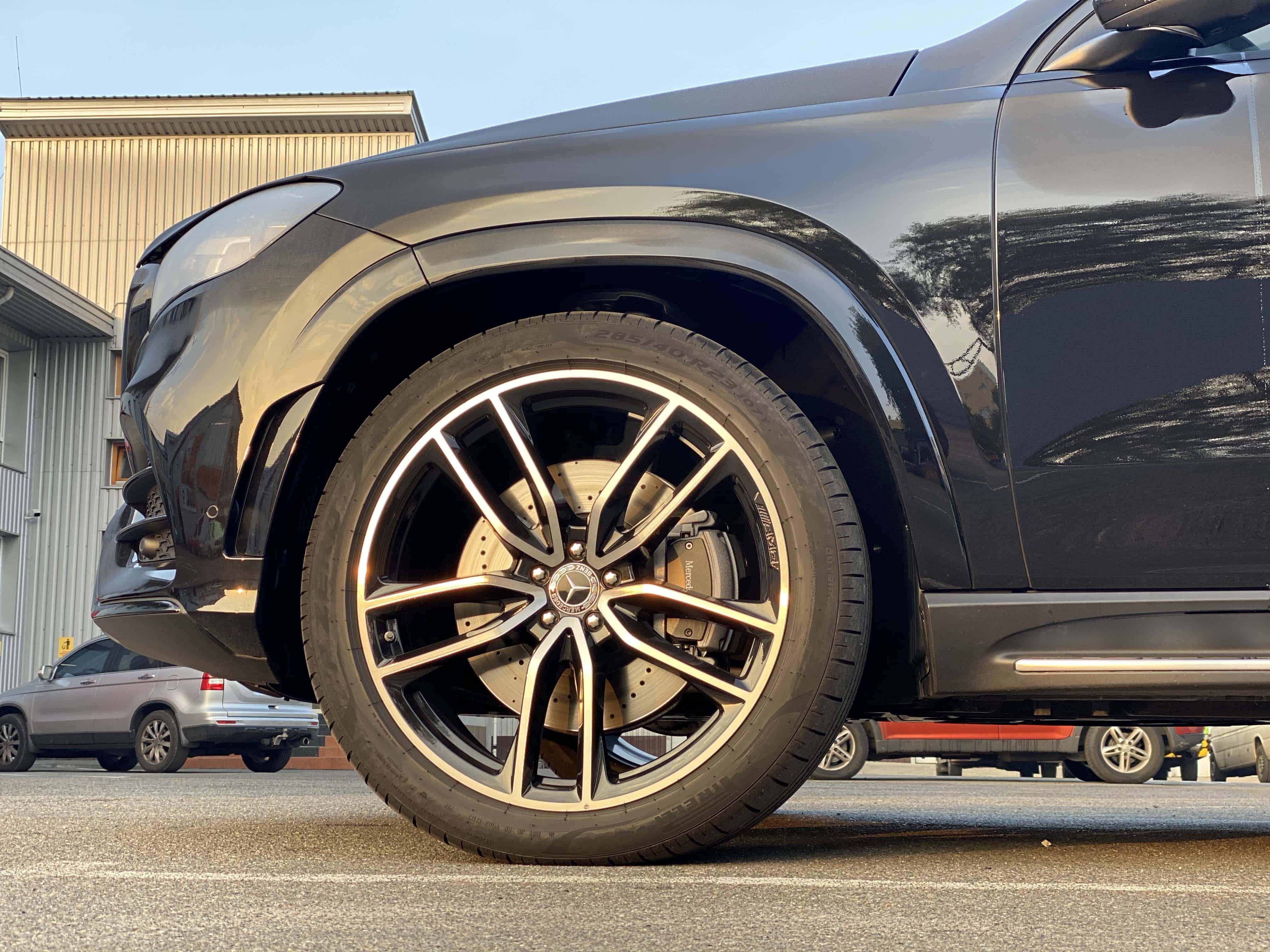 Кованые диски Mercedes GLS