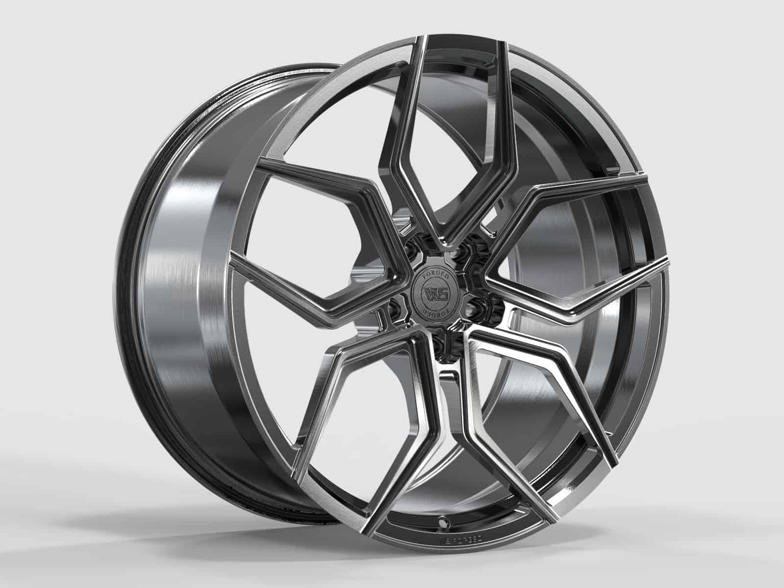 Кованые диски RS Audi SQ7 s-line