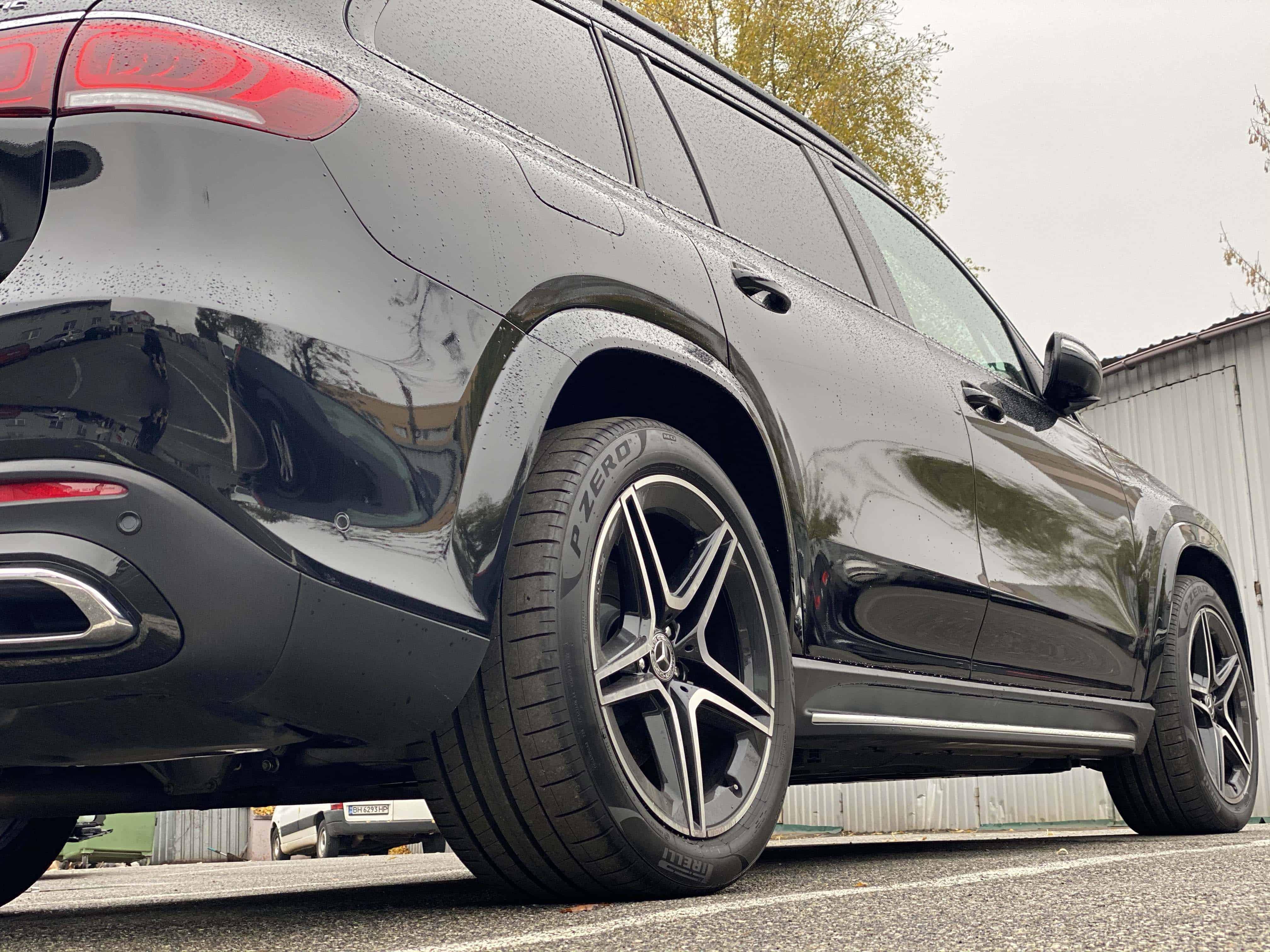 Купить диски Mercedes-Benz GLS AMG
