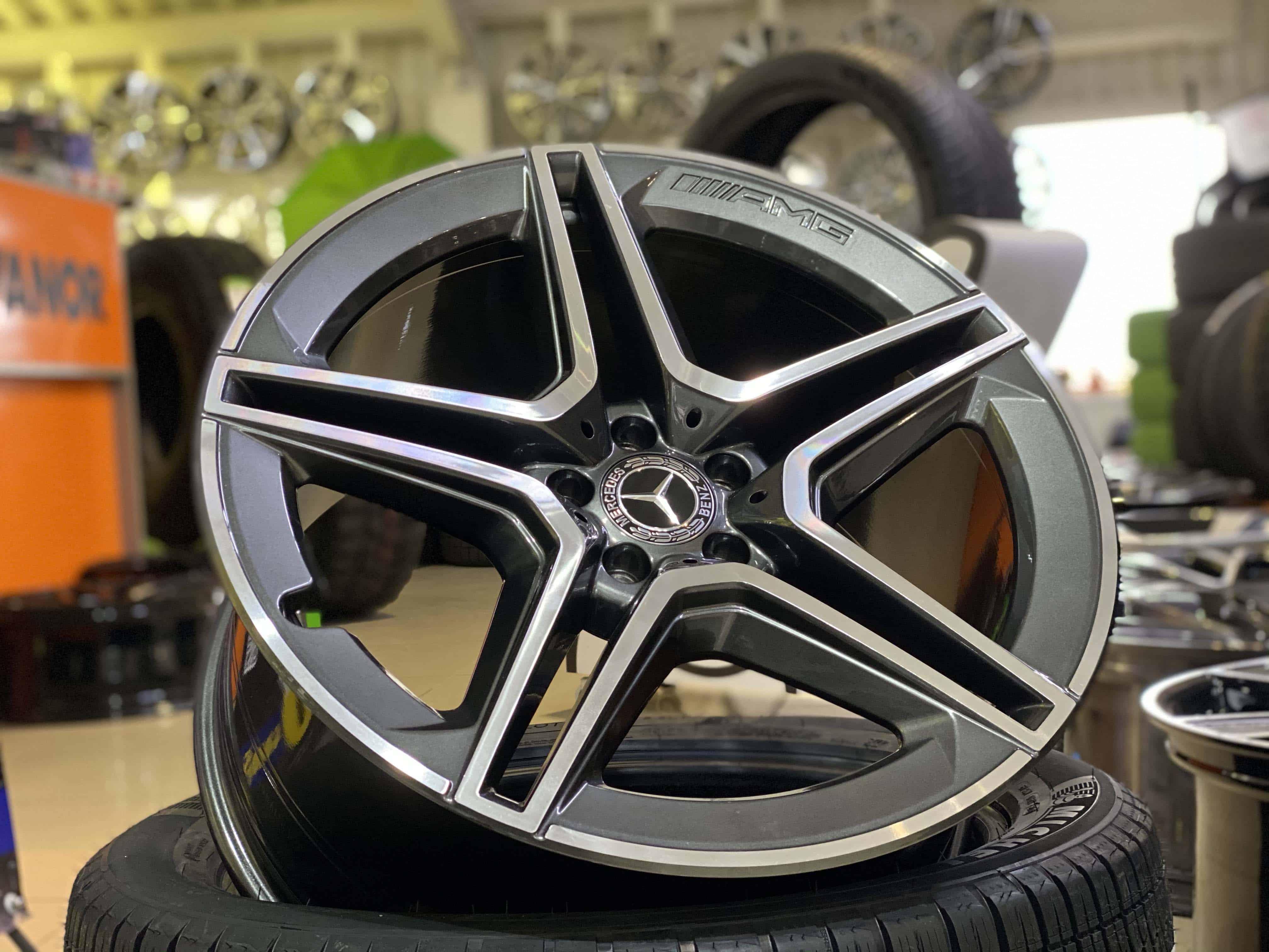 купить Кованые диски Mercedes-Benz GLS AMG