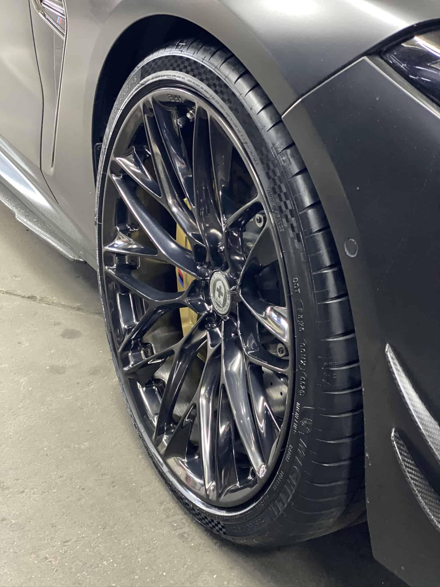 Литые диски BMW M8