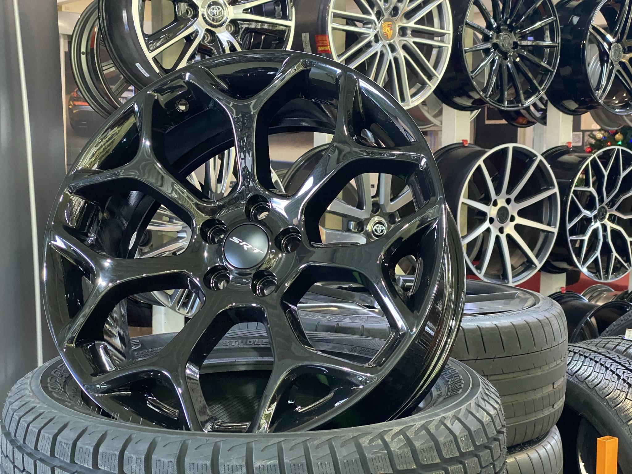 литые диски Dodge Challenger SRT