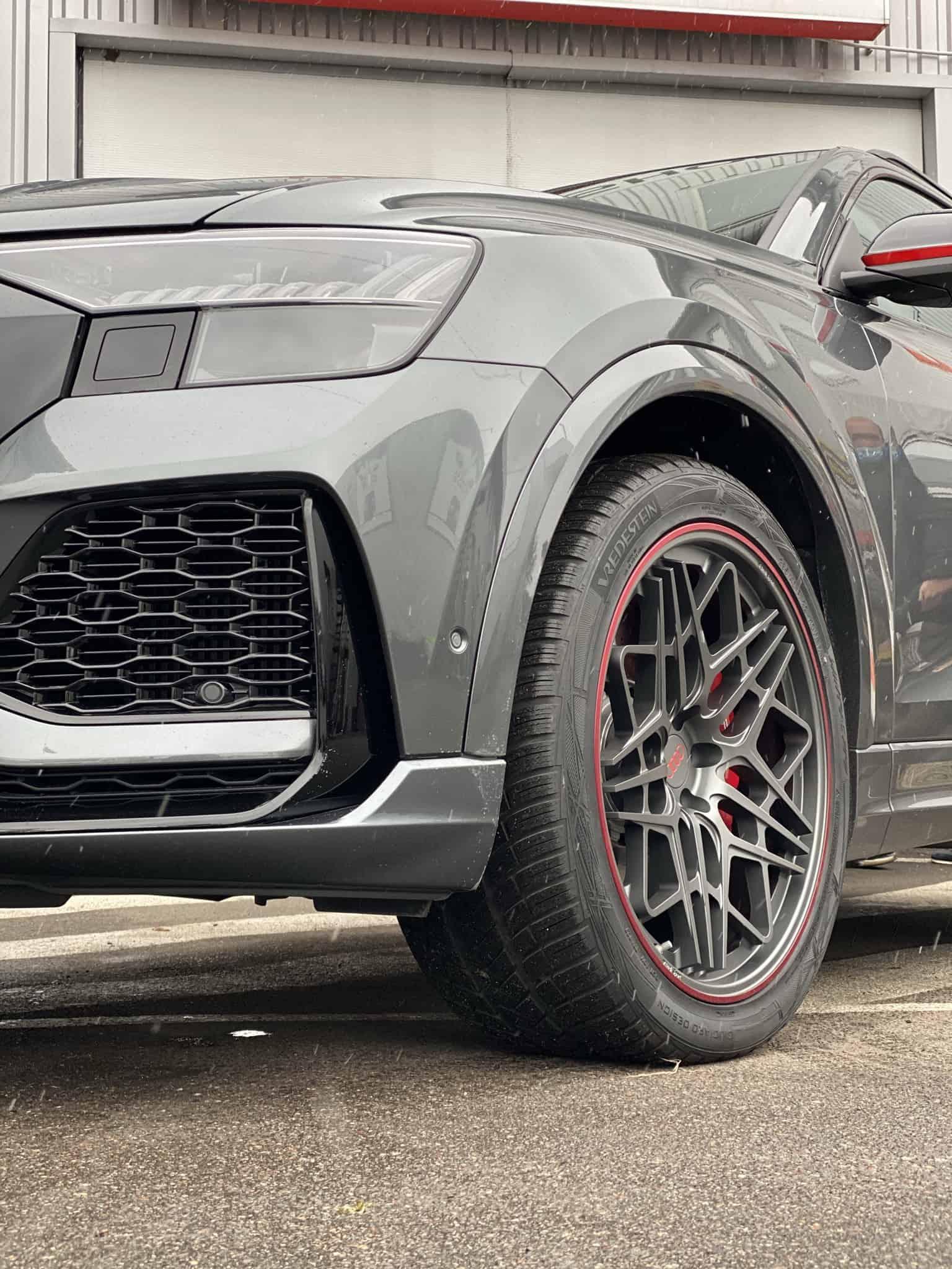 Заказать кованые диски Audi RSQ8