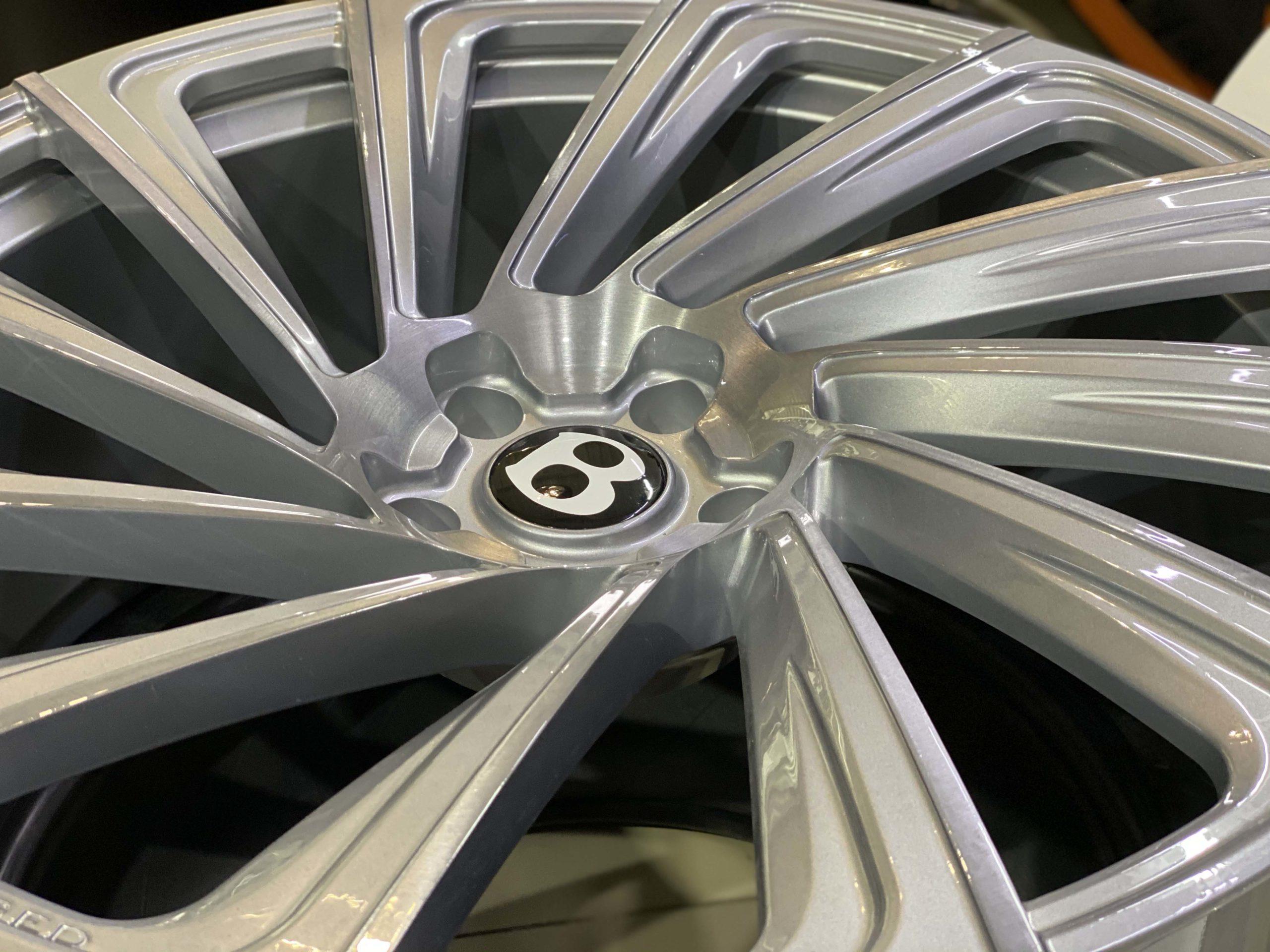 диски Bentley Bentayga