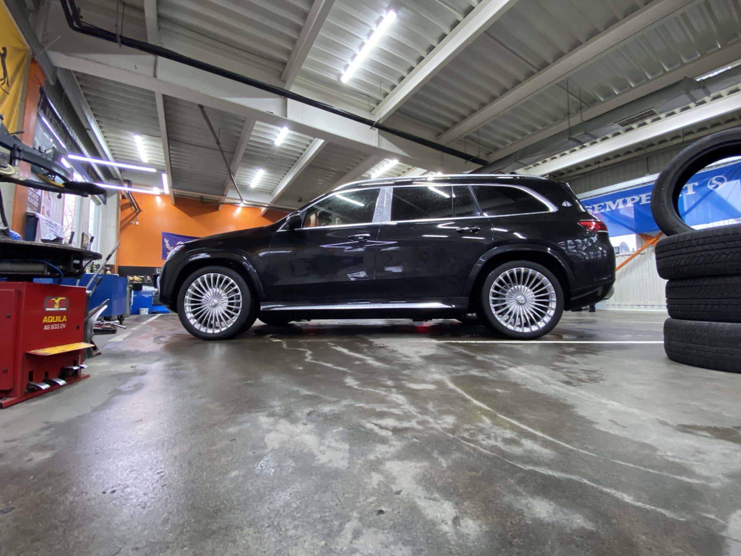 диски Mercedes Maybach gls 600