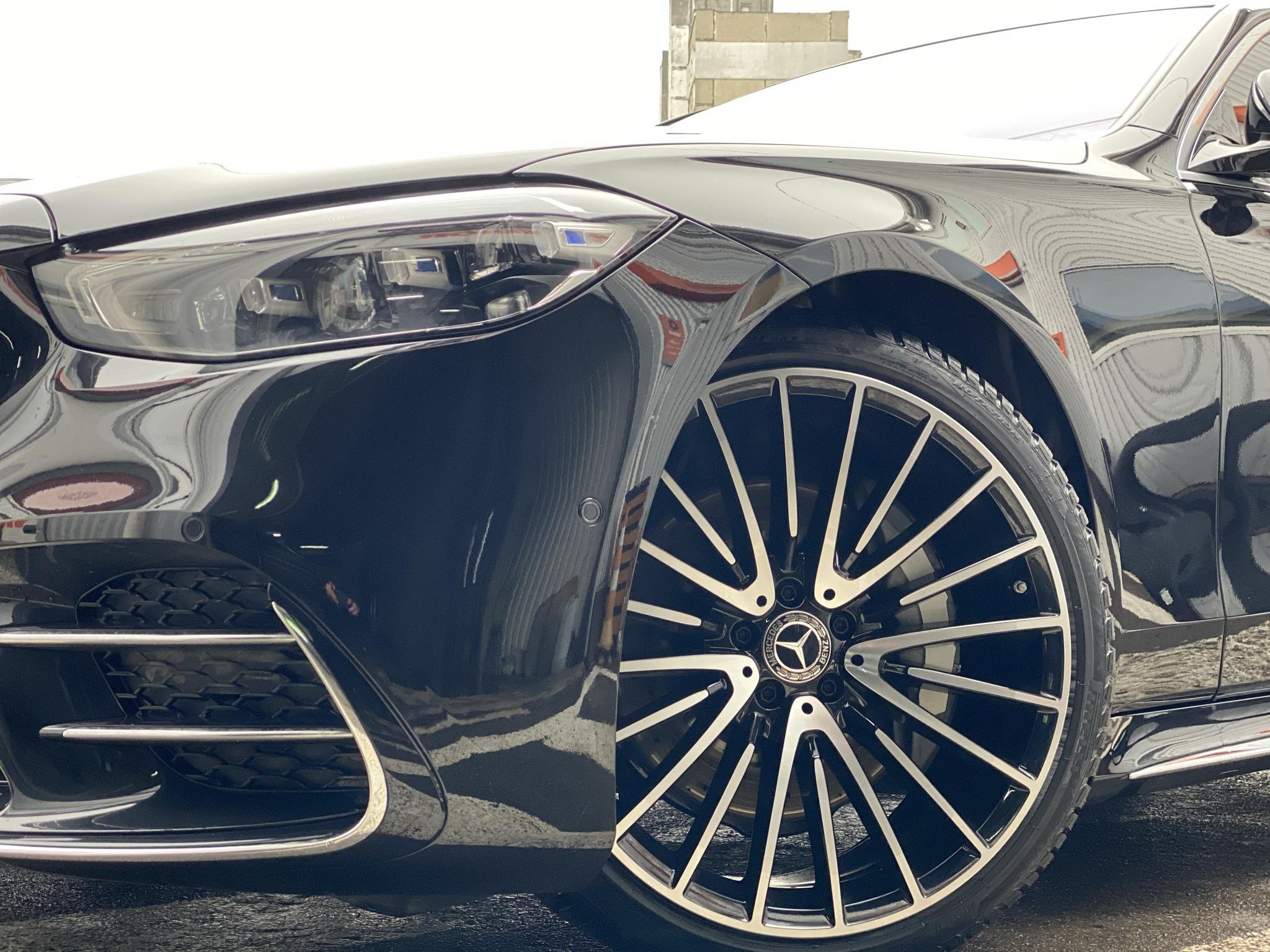 диски Mercedes S-class W223 2020 AMG