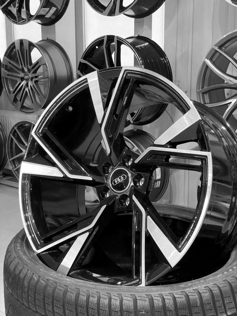 Кованые диски Audi RS6
