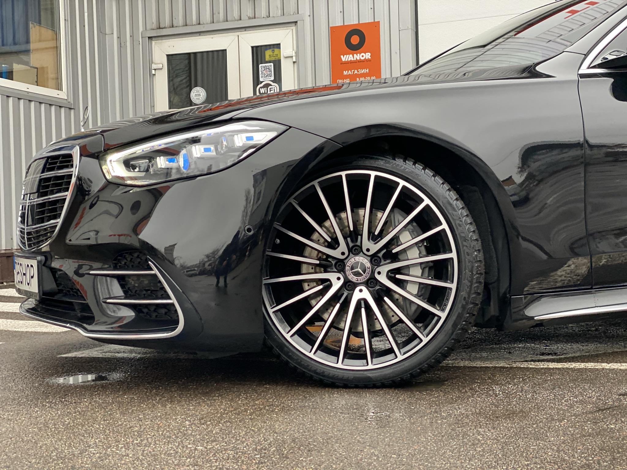 Кованые диски Mercedes S W223 AMG