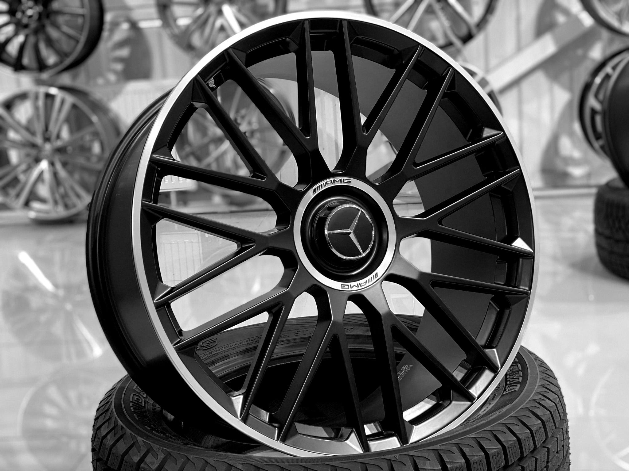 Оригинальные диски Mercedes-Benz GLS AMG 63