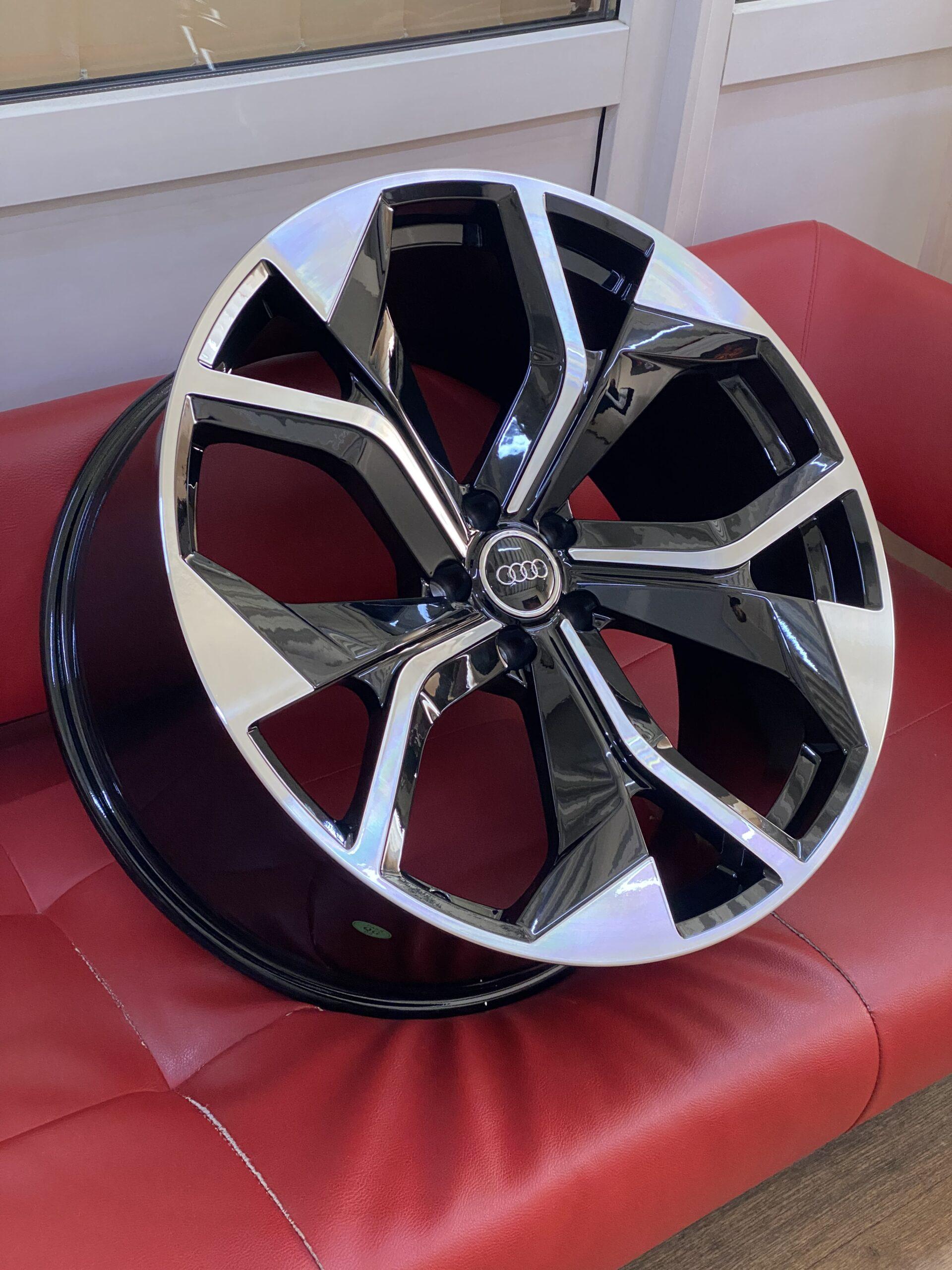 оригинальные Кованые диски Audi RSQ8 под заказ