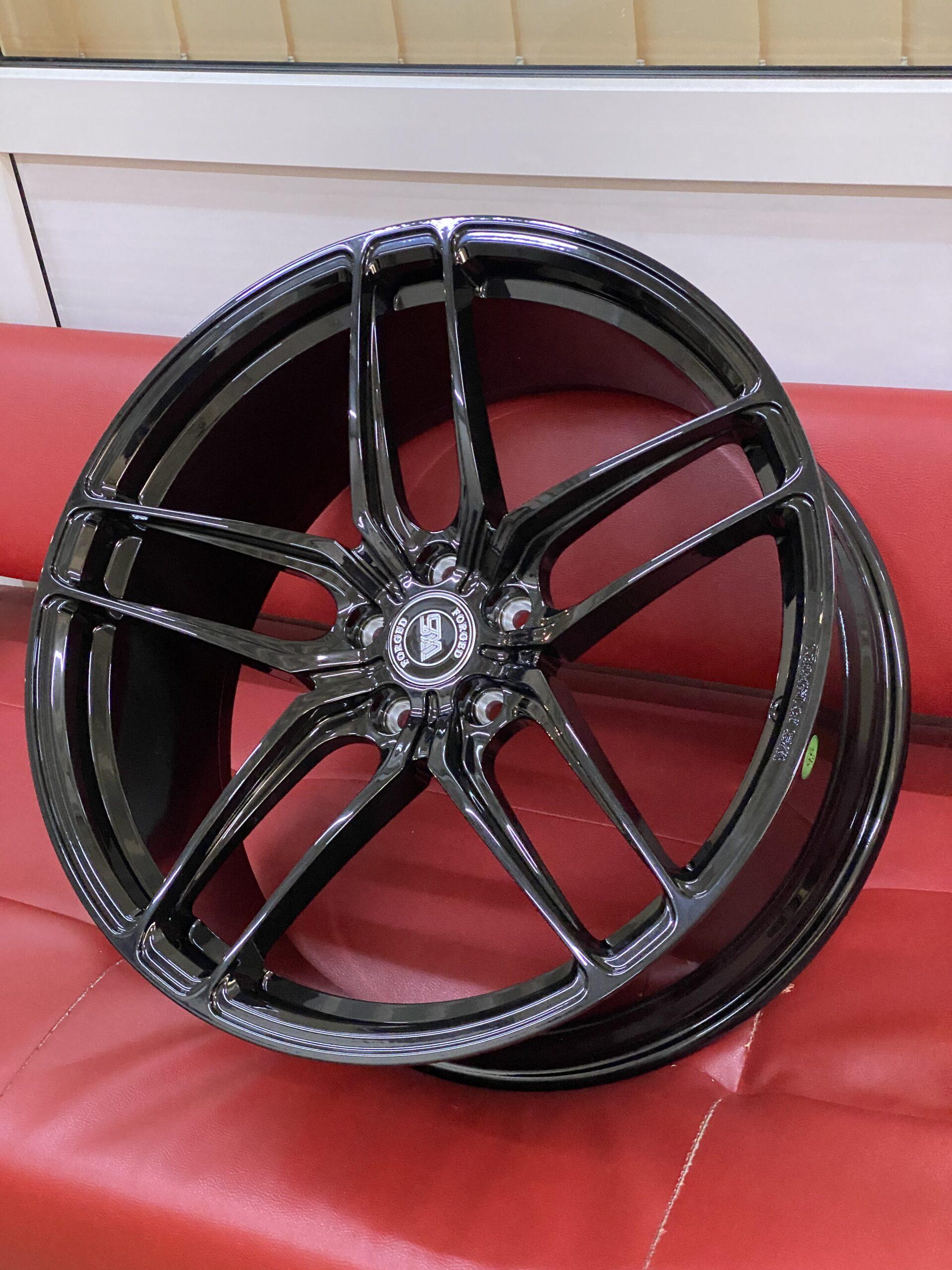 оригинальные диски Audi RSQ8 под заказ