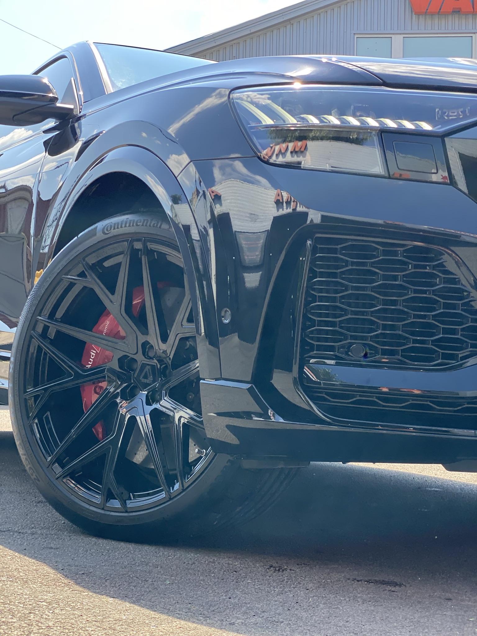 диски Audi RSQ8 под заказ