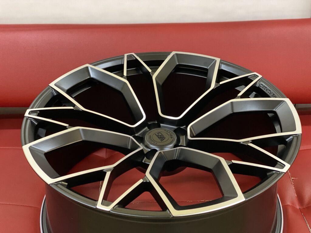Кованые диски Audi RSQ8