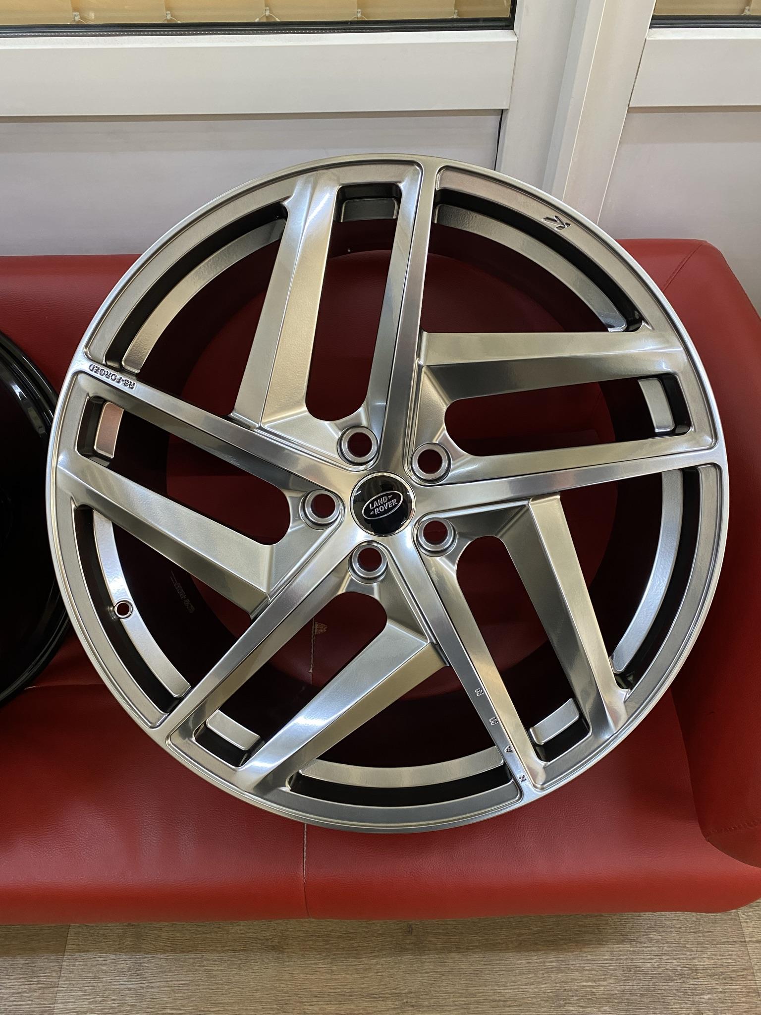 Кованые диски range rover sport Kahn под заказ