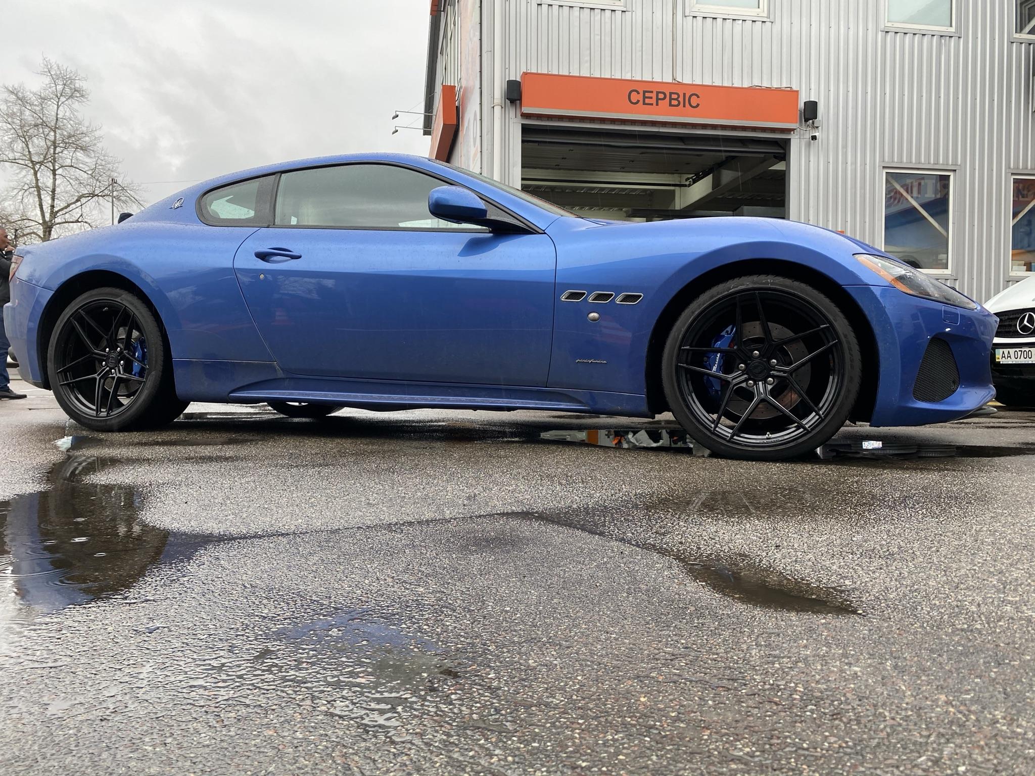 диски Maserati