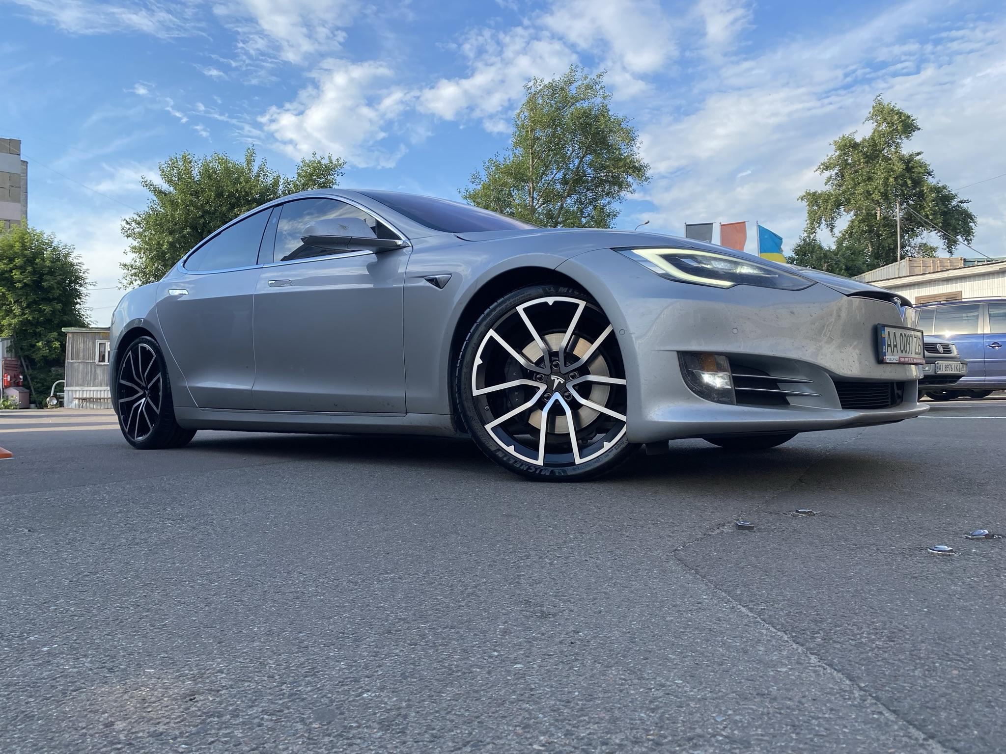 купить диски Tesla Model S