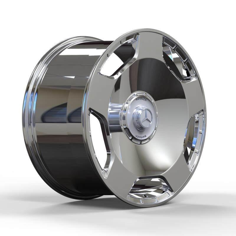 Кованые диски mercedes benz gls maybch