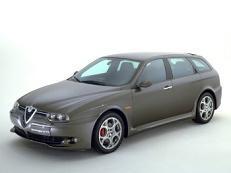 Фото Alfa Romeo 156 1997