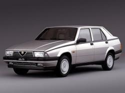 Фото Alfa Romeo 75 1985