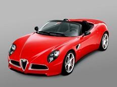 Фото Alfa Romeo 8C Competizione 2007