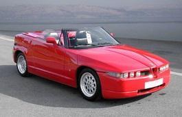 Фото Alfa Romeo RZ 1992