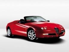 Фото Alfa Romeo Spider 1995