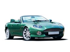 Фото Aston Martin DB7 Vantage 1999
