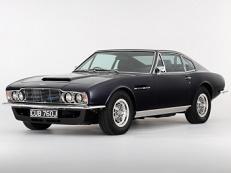 Фото Aston Martin DBS 1967