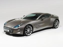 Фото Aston Martin One-77 2009