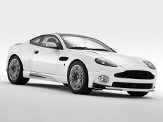 Фото Aston Martin V12 Vanquish 2005