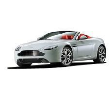 Фото Aston Martin V8 Vantage 2007