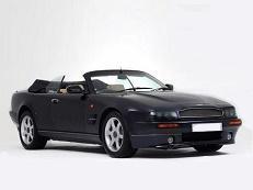 Фото Aston Martin V8 Virage 1988