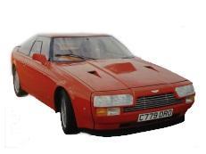Фото Aston Martin V8 Zagato 1986