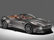 Фото Aston Martin Vanquish 2011